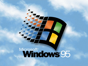 Microsoft Windows 95 (c) Microsoft