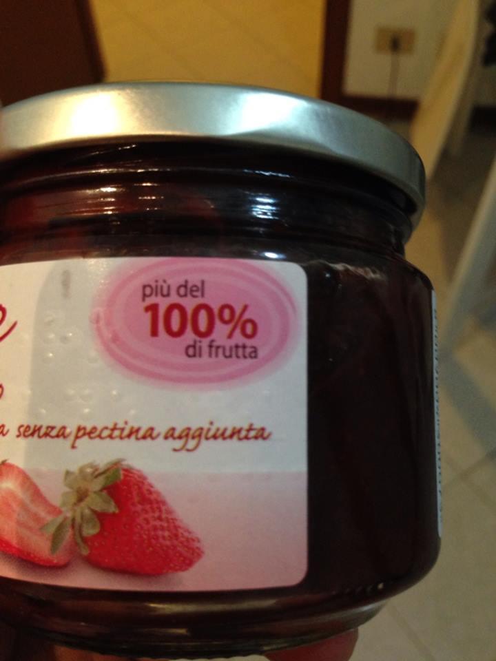 PIù del 100% di frutta